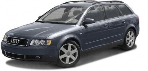 2004 Audi A4 Station Wagon Ottawa Compeive Comparison Trim ...