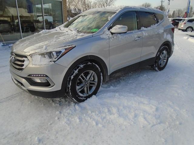 Used 2017 Hyundai Santa Fe, $27900