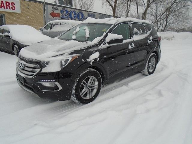 Used 2017 Hyundai Santa Fe, $29499