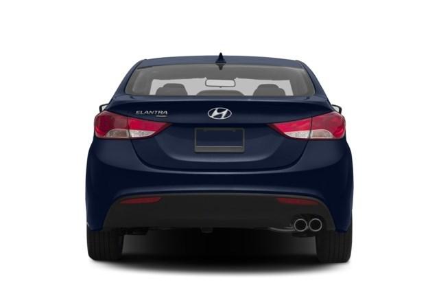 Ottawa's 2013 Hyundai Elantra Model New Vehicle Information