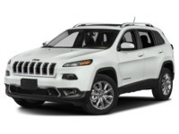 2016 Jeep Cherokee Limited Exterior Shot 1