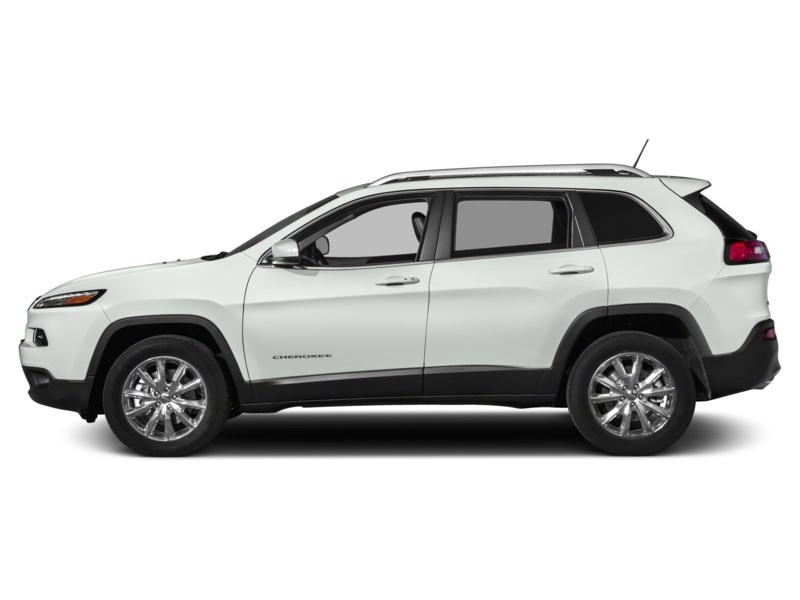 2016 Jeep Cherokee Limited Exterior Shot 7