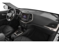 2016 Jeep Cherokee Limited Interior Shot 1