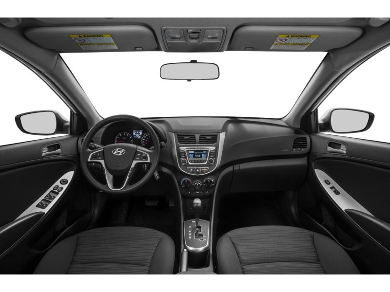 2017 Hyundai Accent SE Interior Shot 7