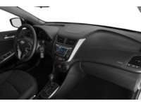2017 Hyundai Accent SE Interior Shot 1