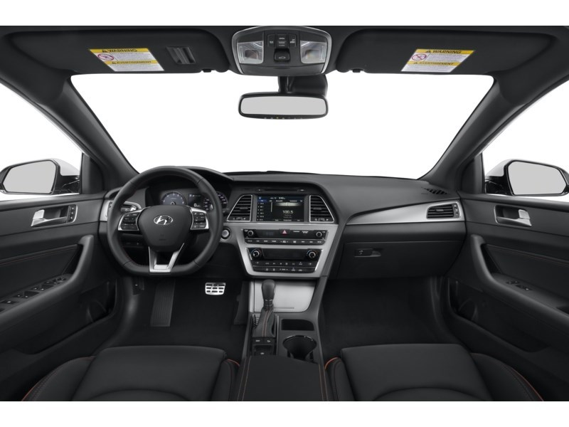2017 Hyundai Sonata 2.0T Sport Ultimate Interior Shot 7