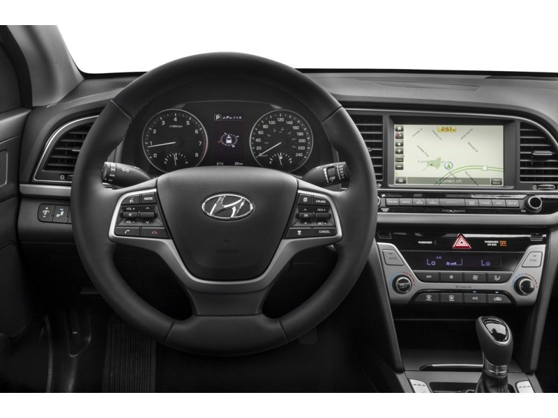 2018 Hyundai Elantra Limited Interior Shot 3