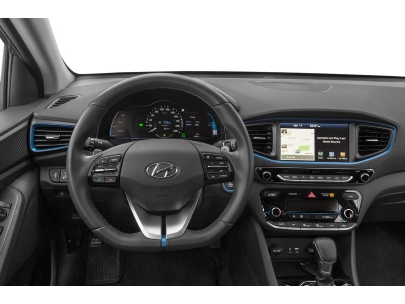 2019 Hyundai Ioniq Plug In Hybrid Preferred Interior Shot 2