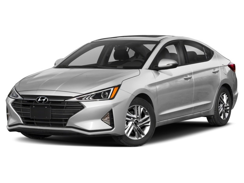 2020 Hyundai Elantra Preferred Exterior Shot 1