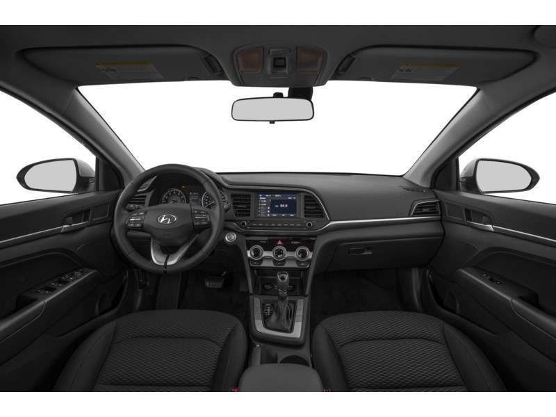 2020 Hyundai Elantra Preferred Interior Shot 6