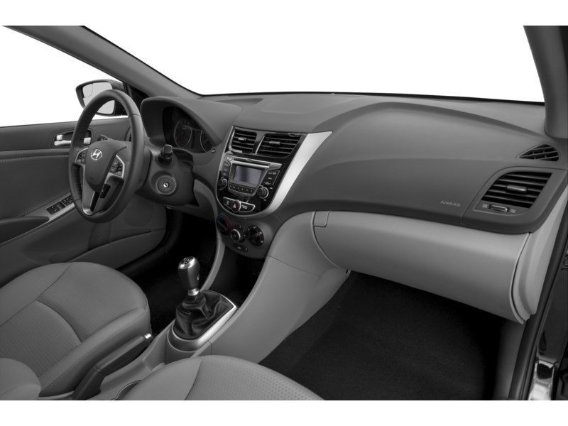 2017 Hyundai 2017 ACCENT GLS AT GLS Interior Shot 1