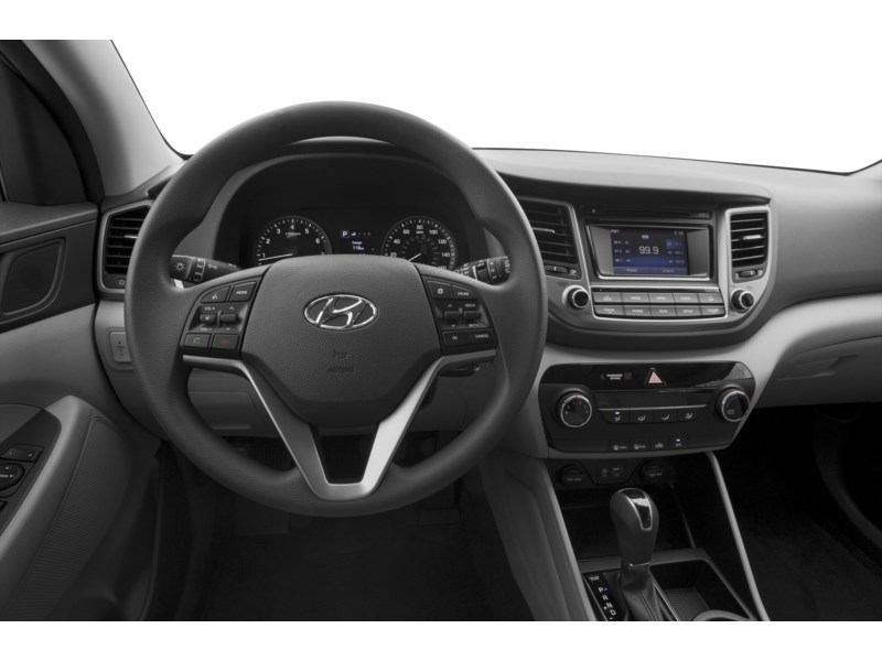 2017 Hyundai 2017 TUCSON LUXURY EXECUTIVE DEMO Interior Shot 3