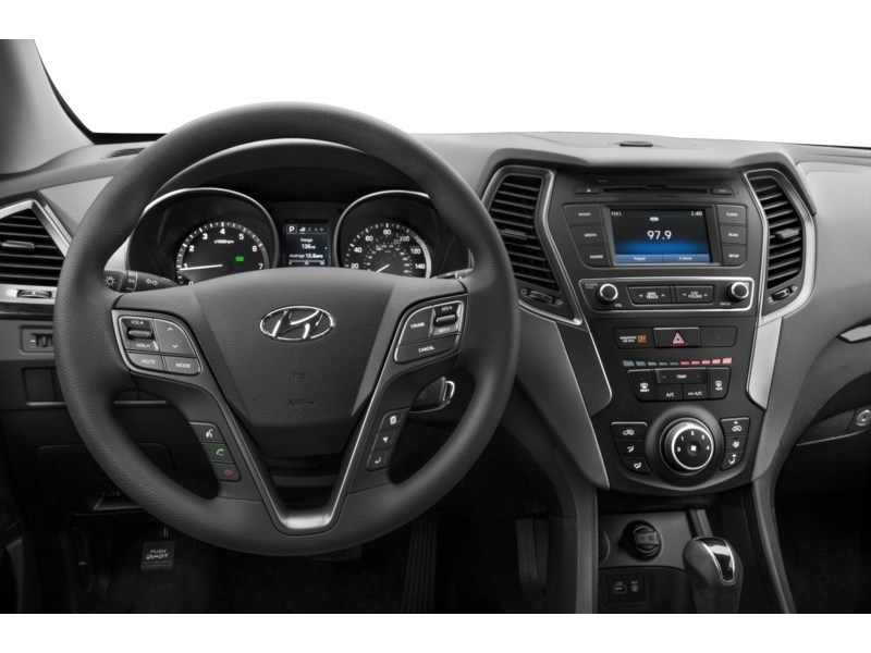2017 Hyundai Santa Fe Sport 2.4 Luxury Interior Shot 3