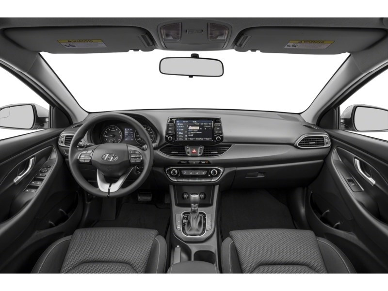 2018 Hyundai Elantra GT Sport Ultimate Interior Shot 6