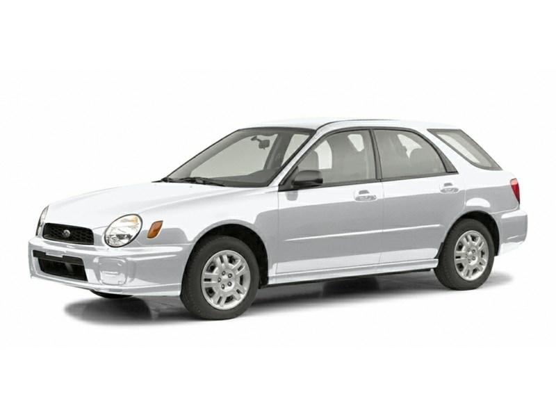 Ottawa's Used 2002 Subaru Impreza 2 5 TS in stock Used vehicle