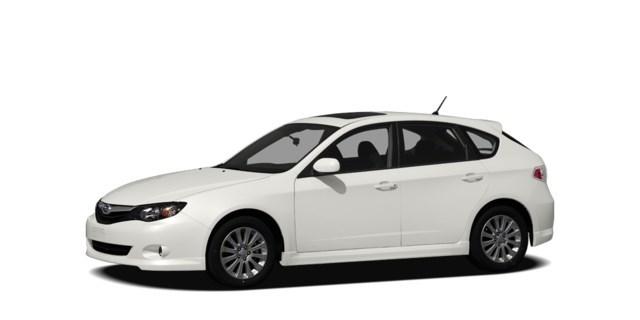 Subaru Build And Price >> 2009 Subaru Impreza Ottawa Hyundai Dealer Build And Price