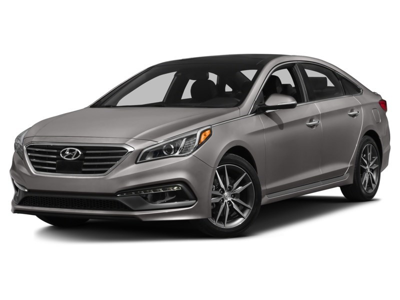 2017 Hyundai Sonata 2.0T Sport Ultimate Polished Metal Metallic  Shot 1