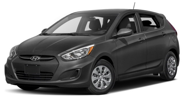 2017 Hyundai Accent Triathlon Grey Metallic [Grey]