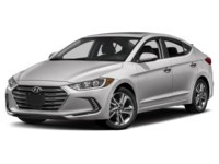 2018 Hyundai Elantra Limited Polar White  Shot 1