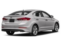 2018 Hyundai Elantra Limited Polar White  Shot 2