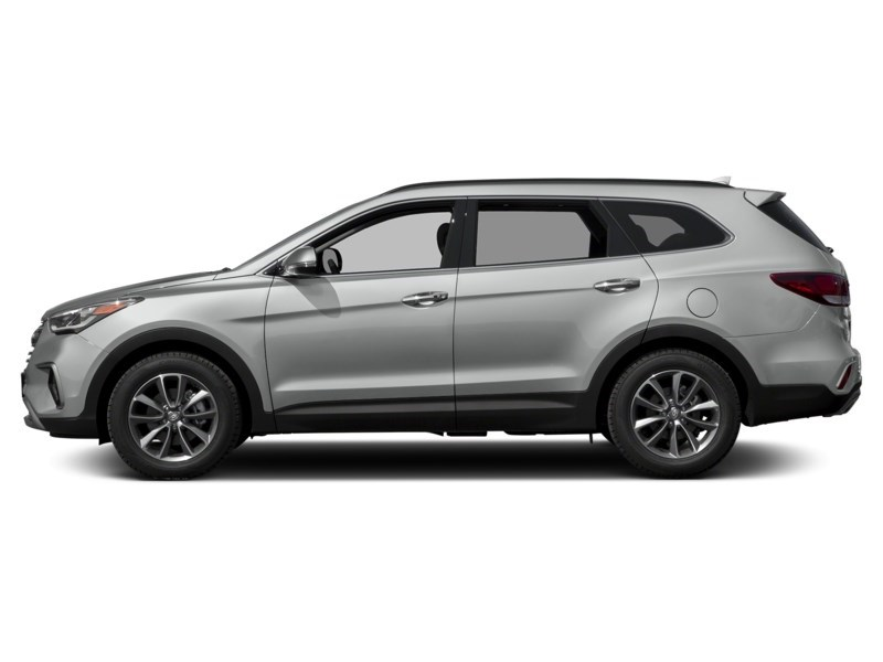 2019 Hyundai Santa Fe XL Luxury Iron Frost  Shot 3