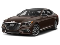 2018 Genesis G80 3.3T Sport Manhattan Brown Mica  Shot 10