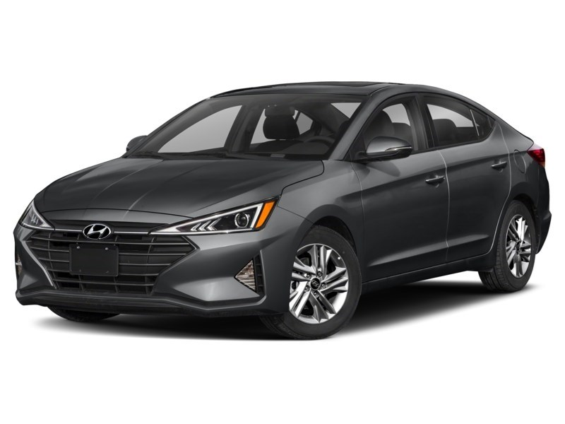 2020 Hyundai Elantra Preferred Iron Grey  Shot 1