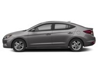 2020 Hyundai Elantra Preferred Iron Grey  Shot 3