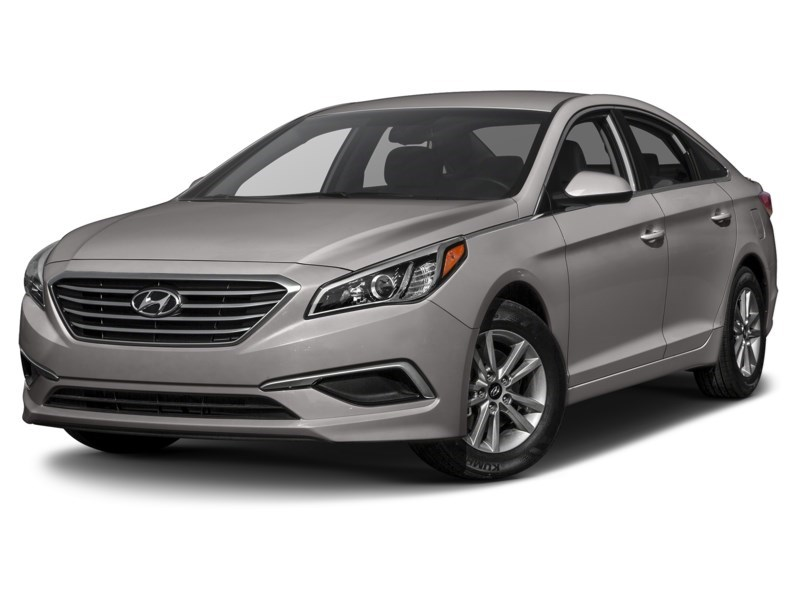 2017 Hyundai Sonata GL Polished Metal Metallic  Shot 1