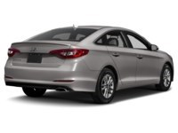 2017 Hyundai Sonata GL Polished Metal Metallic  Shot 2