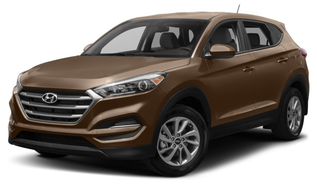 2018 Hyundai Tucson Ruby Wine [Red]