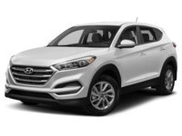 2018 Hyundai Tucson Premium 2.0L Winter White  Shot 4