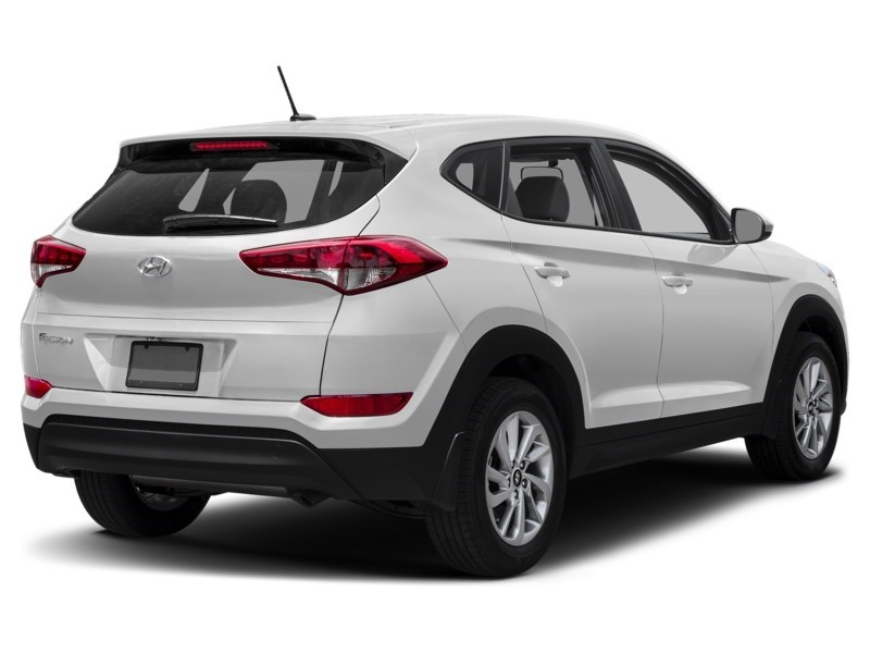 2018 Hyundai Tucson Premium 2.0L Winter White  Shot 5