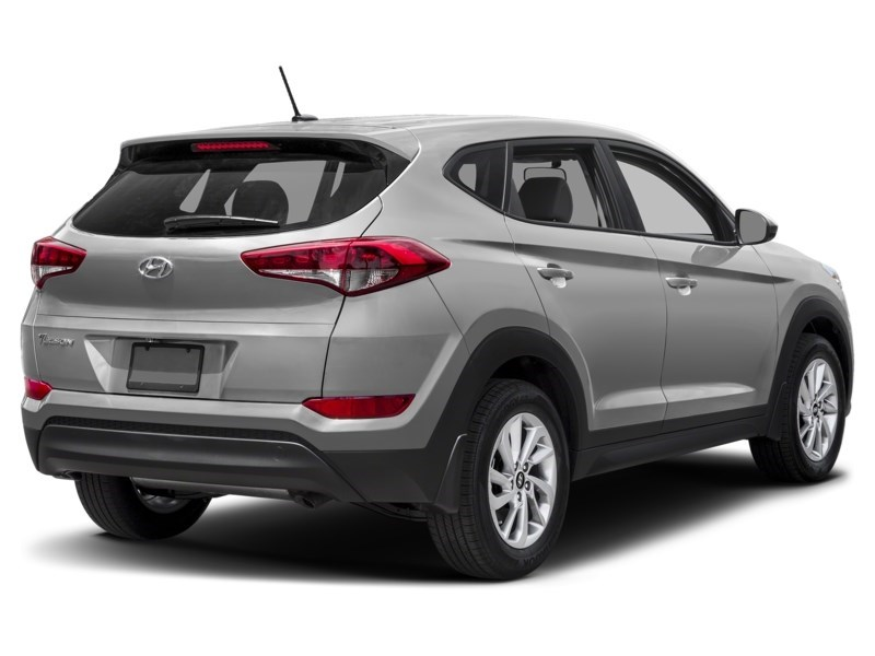 2017 Hyundai 2017 TUCSON LUXURY EXECUTIVE DEMO Chromium Silver  Shot 2