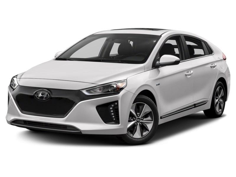 Ottawa S New 2017 Hyundai Ioniq Ev Limited In Stock New