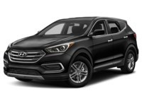 2018 Hyundai Santa Fe Sport 2.4 Base Twilight Black  Shot 1