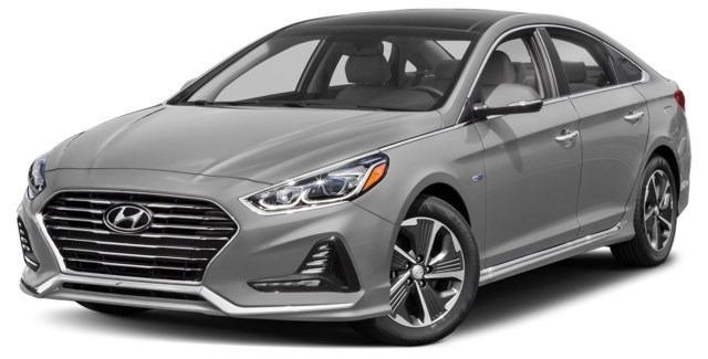 Ottawa's 2018 Hyundai Sonata Hybrid Model New Vehicle