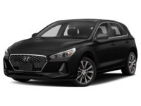 2018 Hyundai Elantra GT Sport Ultimate Space Black Pearl  Shot 1