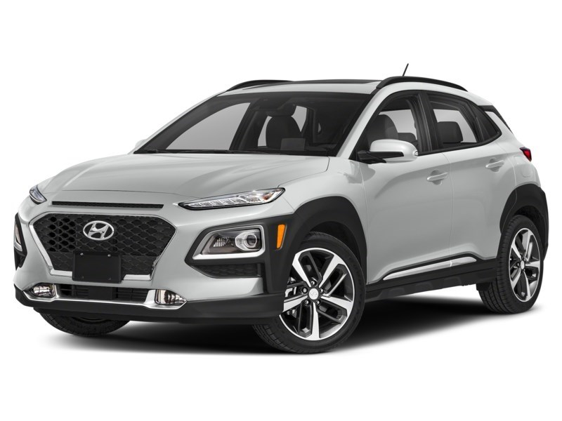 2018 Hyundai Kona 2.0L Luxury Lake Silver  Shot 1
